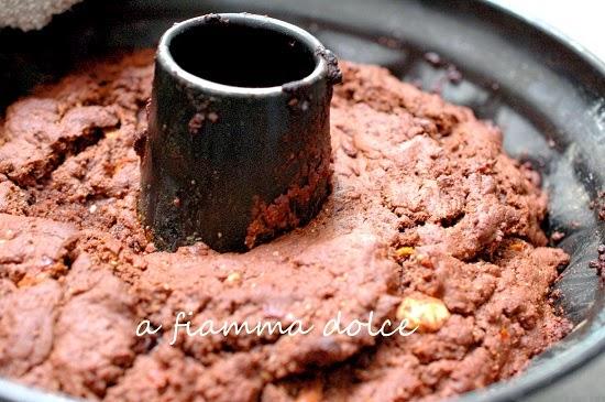 torta al cioccolato gluten free e vegan