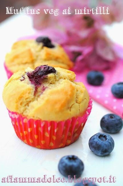 muffins vegani