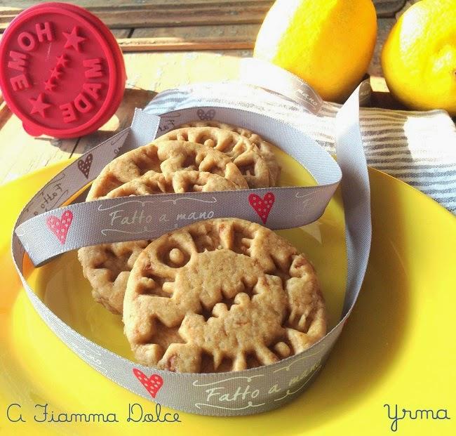 biscotti veg al limone