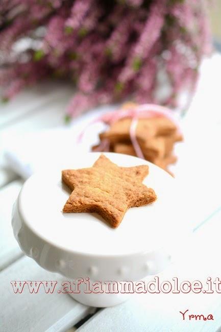 biscotti al burro di cacao vegan