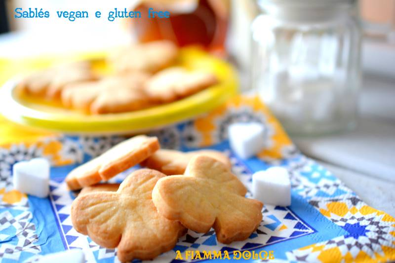 biscotti vegan e gluten free