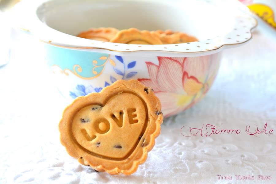 biscotti alla quinoa vegan