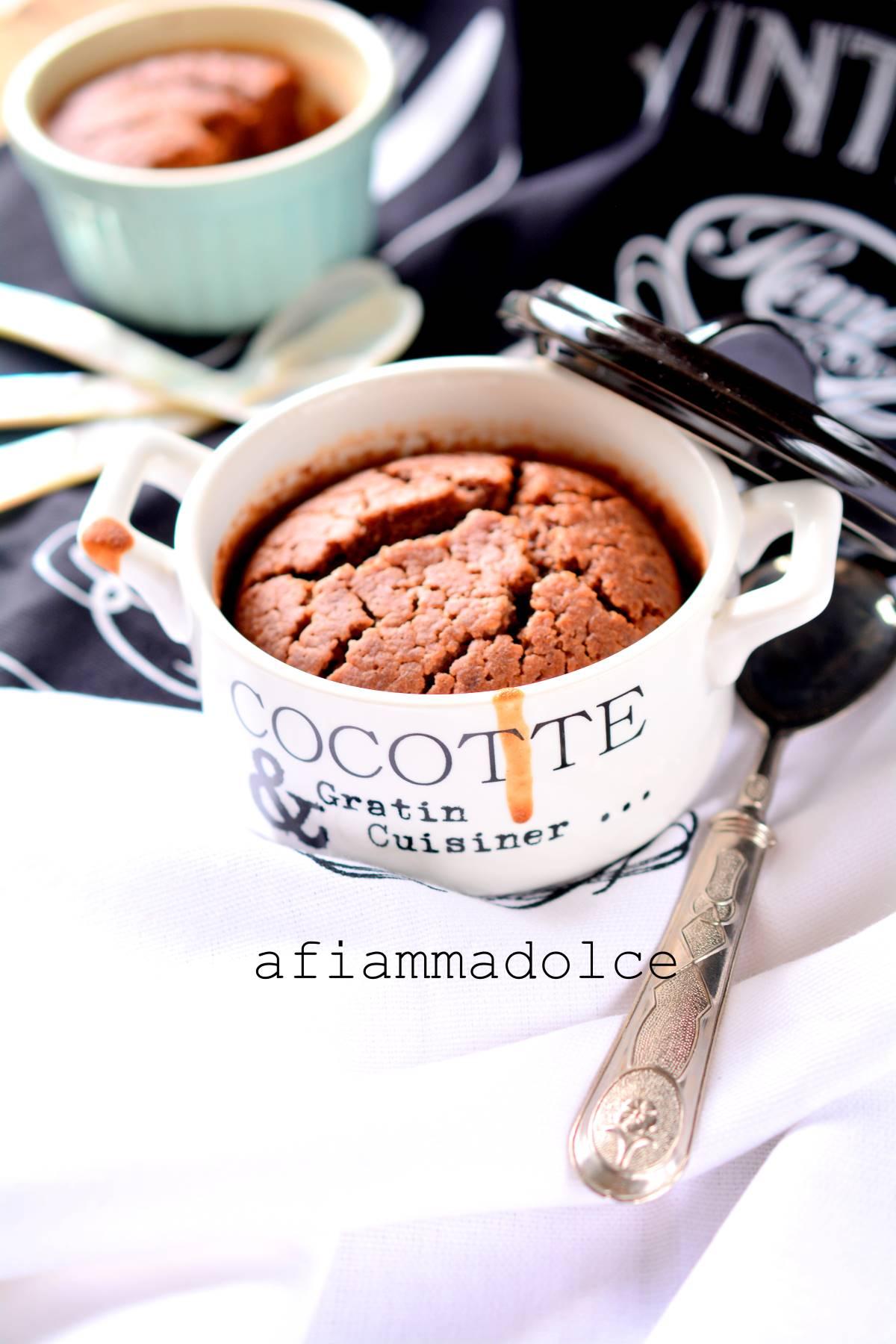 pudding vegan al cioccolato