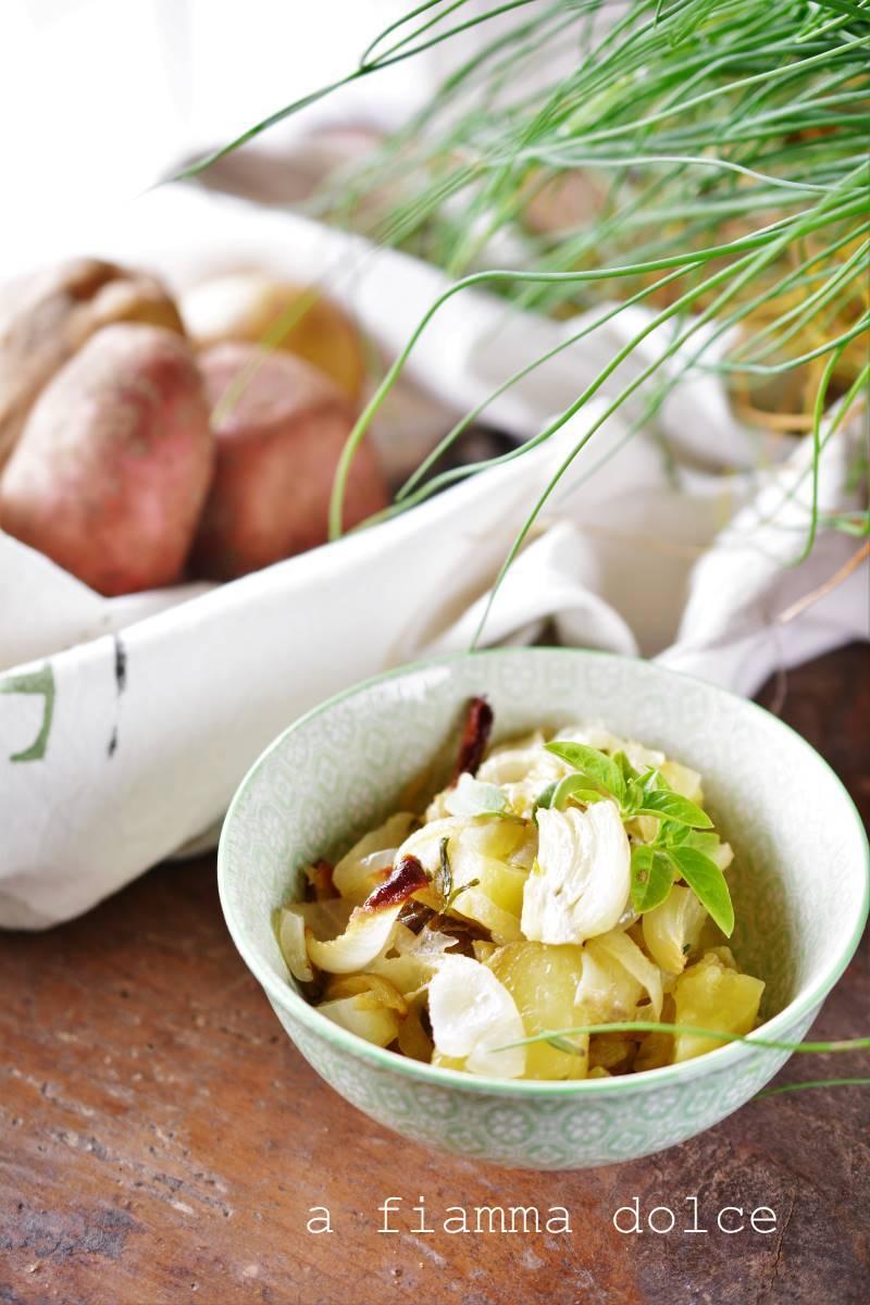 patate e finocchi