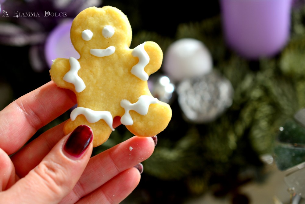 biscotti natalizi vegan