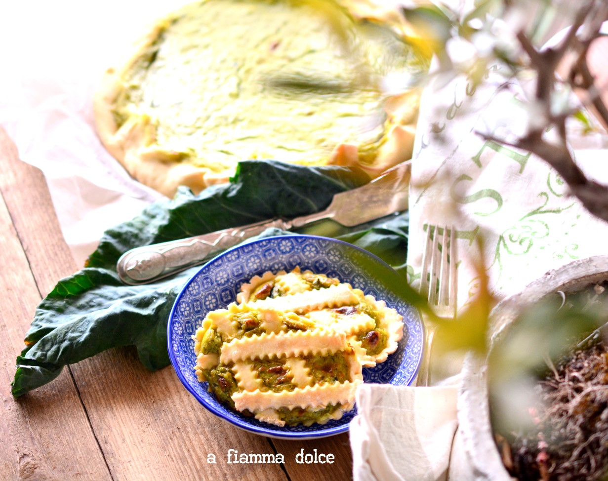 crostatine al broccolo di torbole